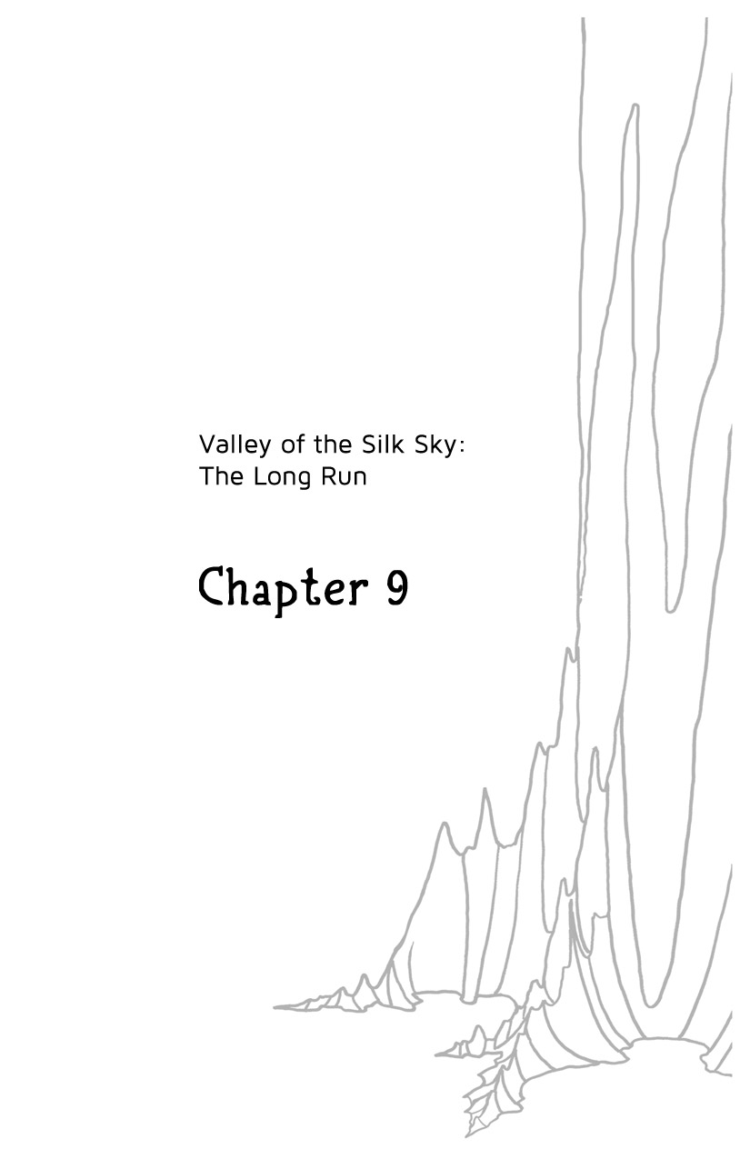 Valley of the Silk Sky - Chapter 9