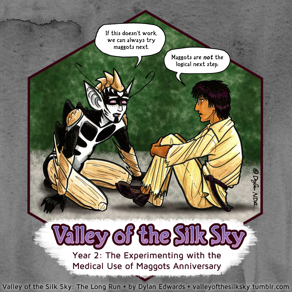 Valley of the Silk Sky - year 2